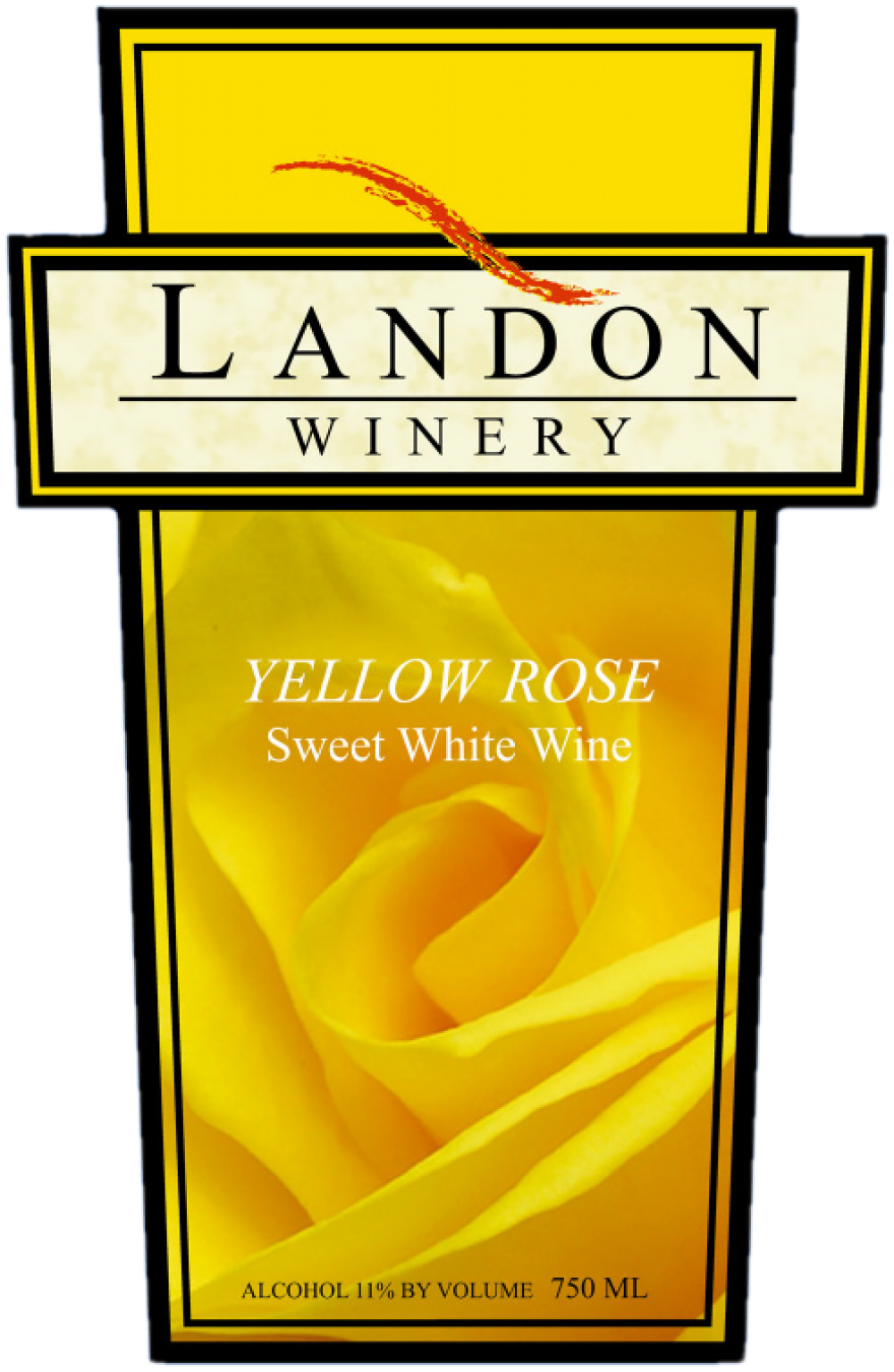 yellow rose – landon winery